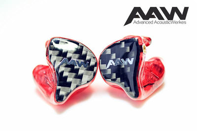 Advanced AcousticWerkes W100 Reference Dynamic Custom In-Ear Monitor - Null Audio