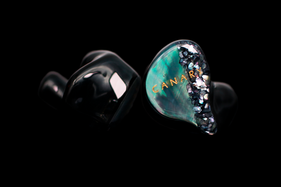 AAW Canary Isobaric Electrostatic Custom In-Ear Monitor - Null Audio
