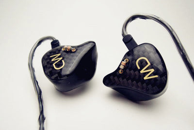 Canal Works CW-L51aPSTS Six Driver Custom In-Ear Monitor - Null Audio
