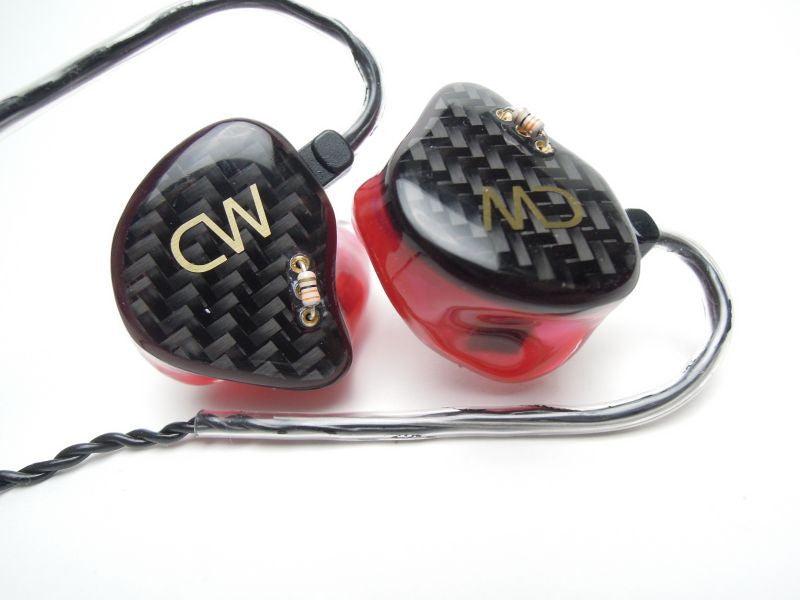 Canal Works CW-L72PSTS Eight Driver Custom In-Ear Monitor - Null Audio