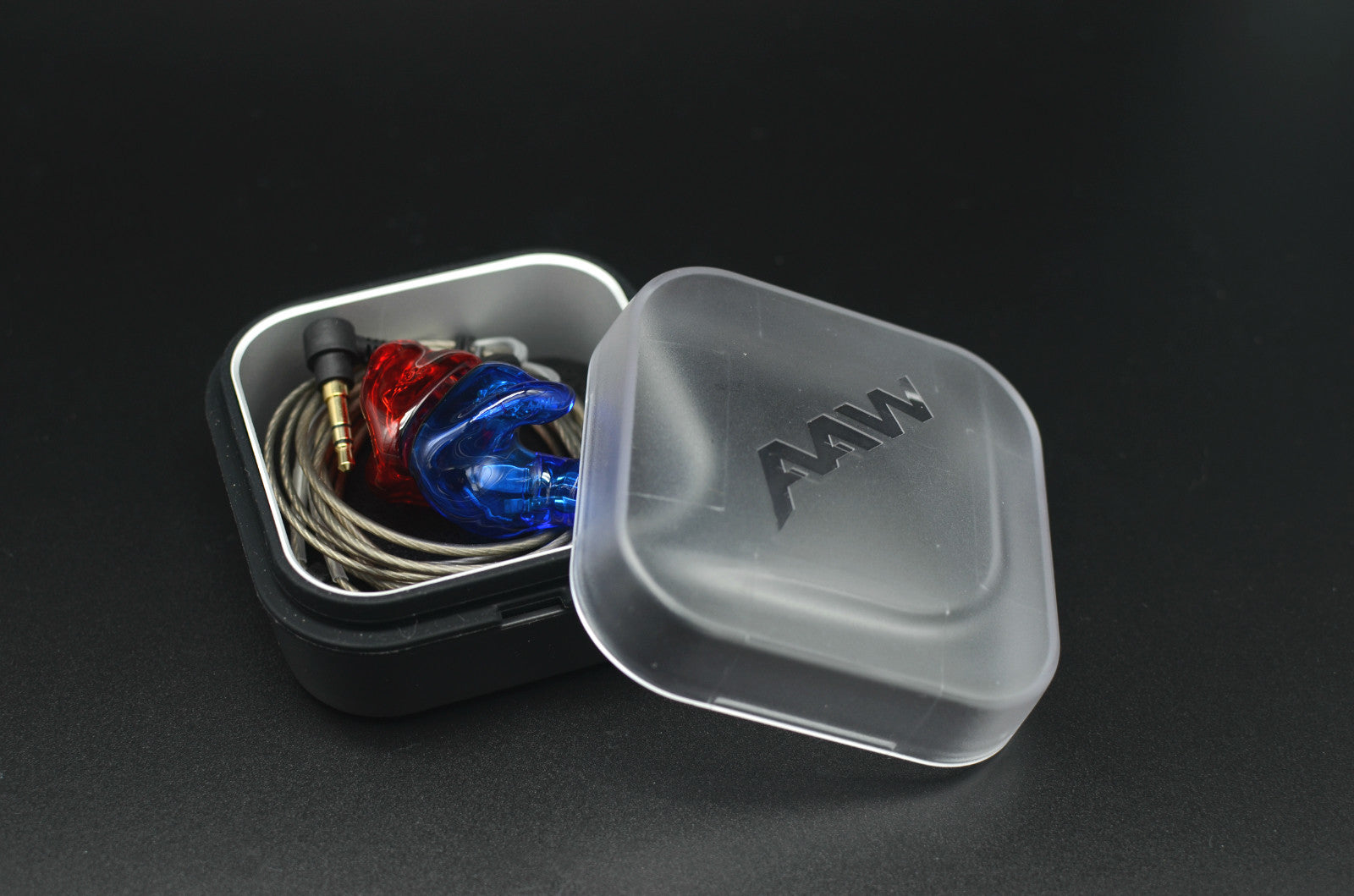 AAW IEM/CIEM Hard Case - Null Audio