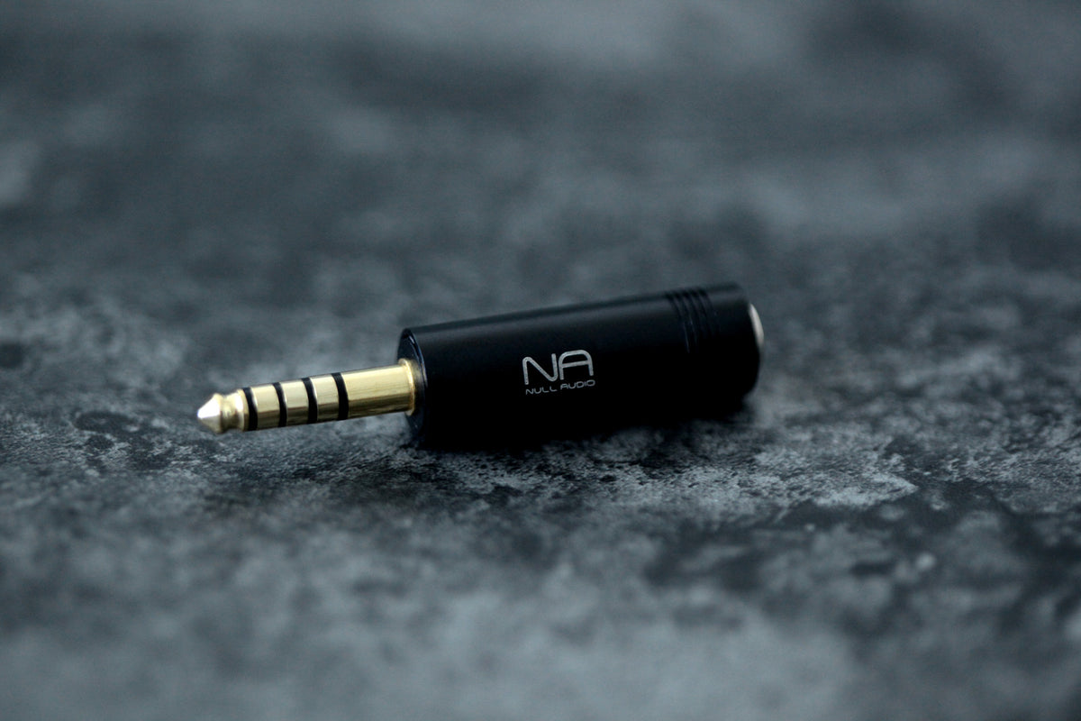 Null Audio 2.5mm to 4.4mm Balanced Adapter - Null Audio