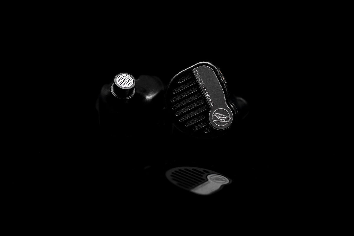 Nightingale Planar Magnetic Universal In-Ear Monitor - Null Audio
