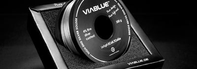 ViaBlue™ Silver Solder Wire 250g - Null Audio