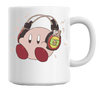 Sound Test Headphones Mug - Null Audio