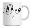 Headphones Mug - Null Audio