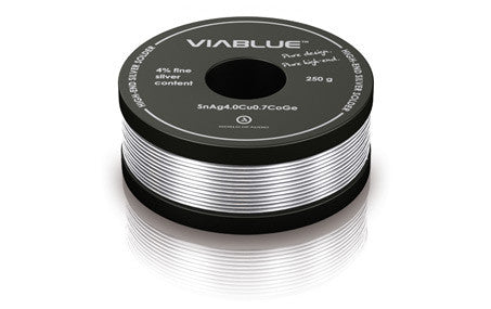 ViaBlue??? Silver Solder Wire 250g - Null Audio