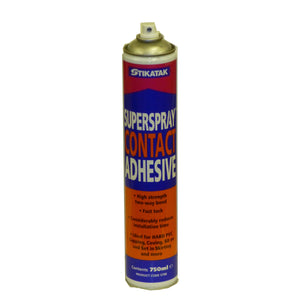 Spray Contact Adhesive (For skirtings)