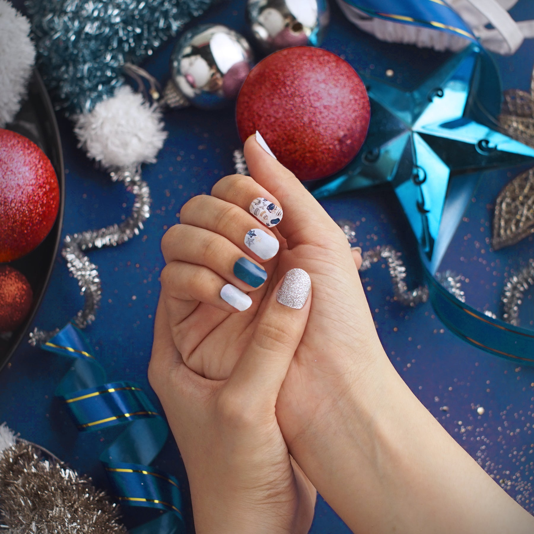 Winter Wonderland (pre-order) - WrapIt Nails