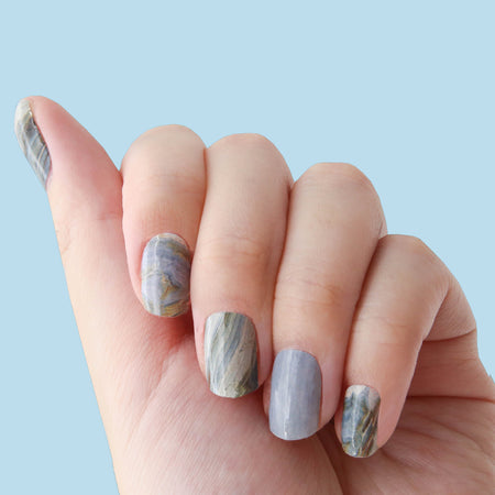 Crystalised - WrapIt Nails