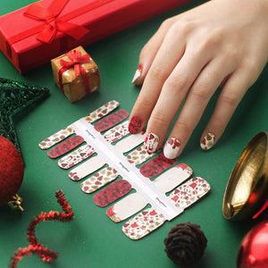 Holly Jolly Christmas - WrapIt Nails