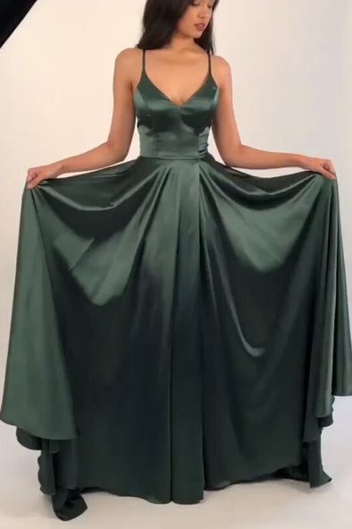 2020 Formal Dresses Party Dresses Party Gown Petite Size Evening Gowns Plus Size Grey Formal Dresses Elegant Evening Gowns With Sleeves