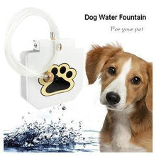 Load image into Gallery viewer, Outdoor Dog Pet Water Fountain