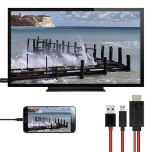 HDMI to TV Cable Adapter, Plug & Play