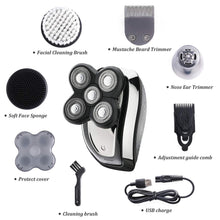 Load image into Gallery viewer, Electric Razor for Men, Bald Head Skull Shaver Kit