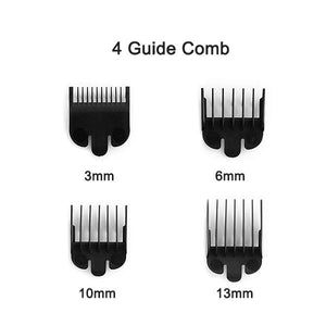 All Metal Professional Hair Clippers Mens Hair Trimmer