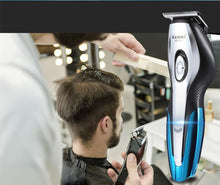Load image into Gallery viewer, Hair Cutting Machine Cordless Hair Clippers Trimmers Kit