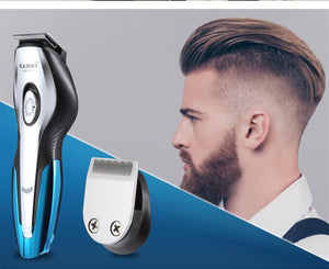 Hair Cutting Machine Cordless Hair Clippers Trimmers Kit