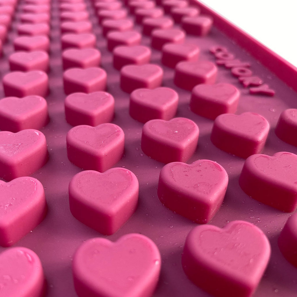Herz-Backformen