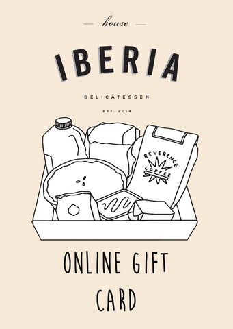 House Iberia Online Gift Card