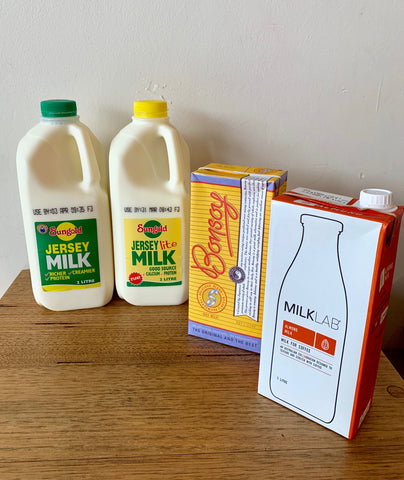 Sungold jersey milk 2L (full cream or skinny)