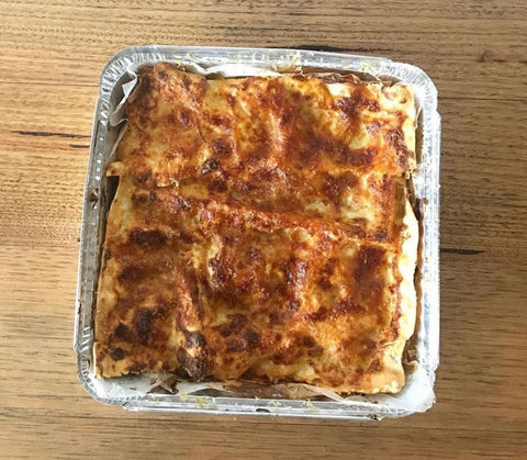 House Made Beef Lasagna (serves 4)