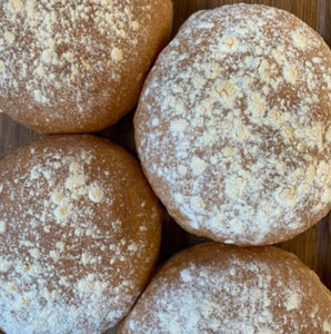 Born + Bread flour bun (4 Pack)