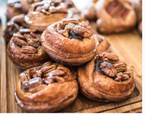 Born + Bread pecan sticky buns