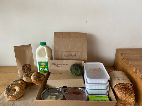 Weekend Brunch Box