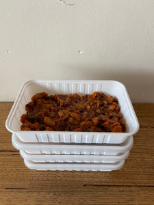 Baked beans (individual serve)
