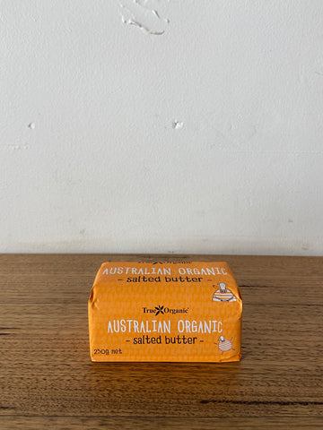 True Organic - Organic salted butter 250g