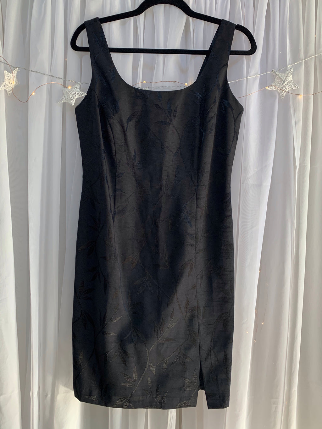 Vintage 1990's Little Black Dress Size 6