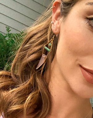 Gamma Earrings