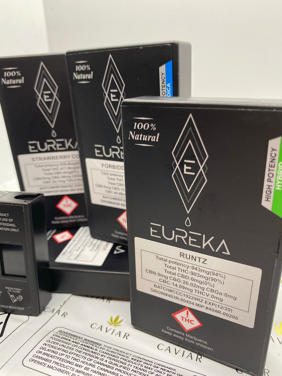 Eureka Cartridges