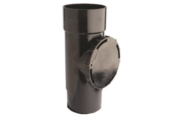 Hunter 68 mm Round Downpipe Access Pipe