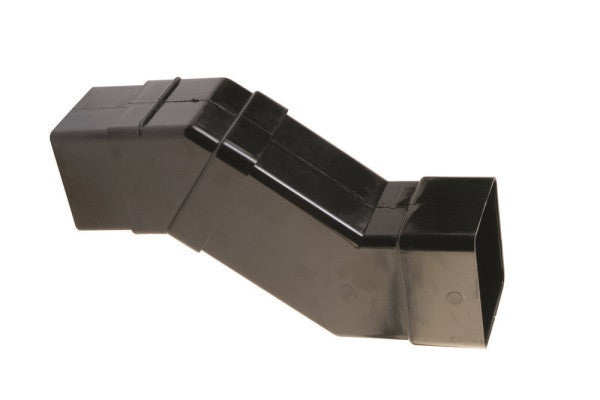 Hunter 65 mm Square Downpipe Adjustable Offset