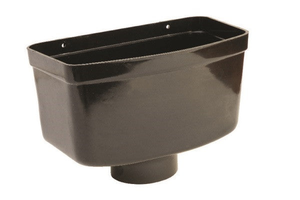 Hunter UPVC 110 mm Soil Hopper Head (SOLVENT)