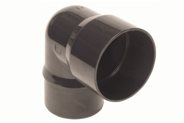 Hunter 68mm Round Downpipe 90° Bend