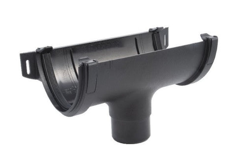 Hunter 125mm Gutter Running Outlet (68mm)