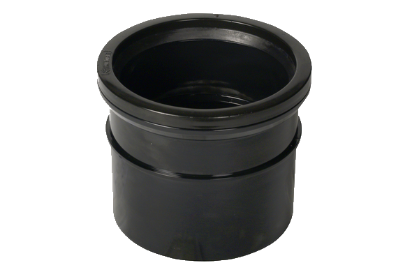 Hunter UPVC 110 mm Soil  Coupling (PUSHFIT Single Socketed)
