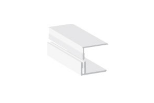 Swish UPVC  Cladding - Universal Trim