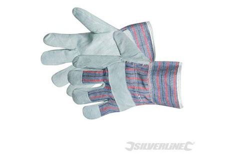 Silverline Rigger Gloves