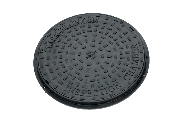 Clarke-Drain 450 mm Inspection Cover - Round Cover & Frame
