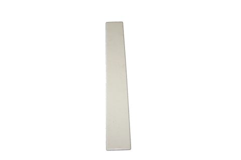 Swish UPVC  Fascia - Square (16mm thick) Endcap (300mm)
