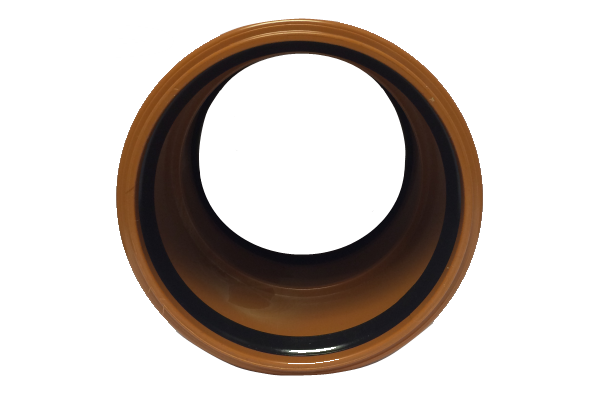 UDS Underground Drainage Double Socket Coupling 110mm