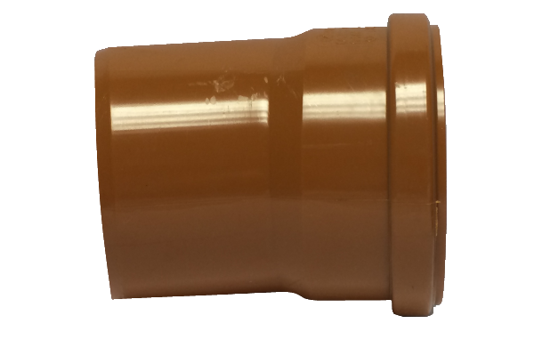 UDS Underground Drainage 15° Single Socket Bend 110mm