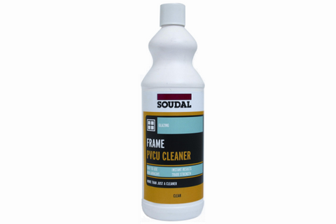 Soudal UPVC Frame Cleaner
