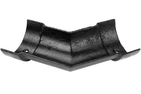 Apex Heritage Cast Iron Half Round Gutter 120° Angle