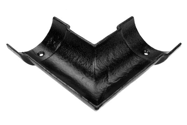 Apex Heritage Cast Iron Half Round Gutter 90° Angle