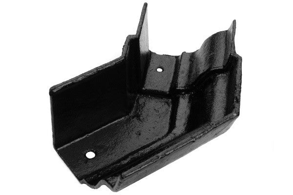 Apex Heritage Cast Iron Moulded Gutter External 135° Angle